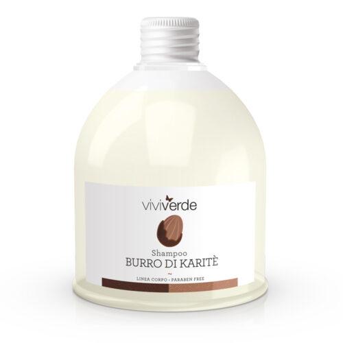 Shampoo Nutriente Burro di Karitè