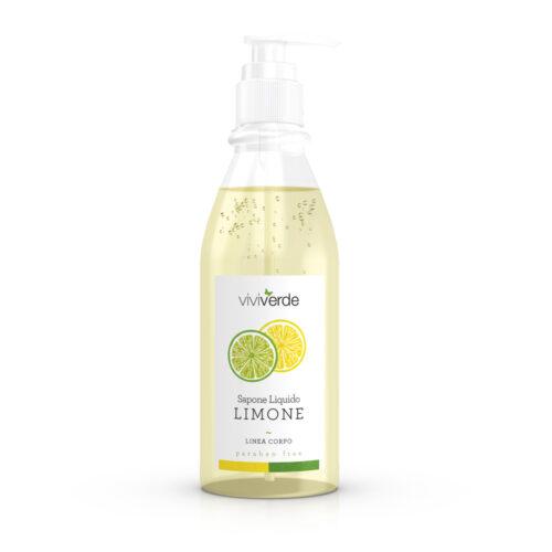 Sapone Liquido Limone