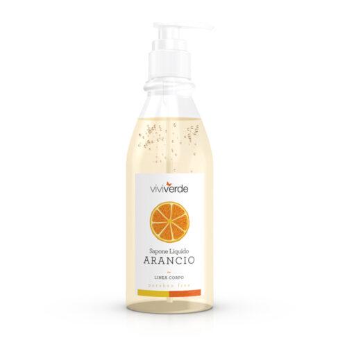Sapone Liquido Arancio