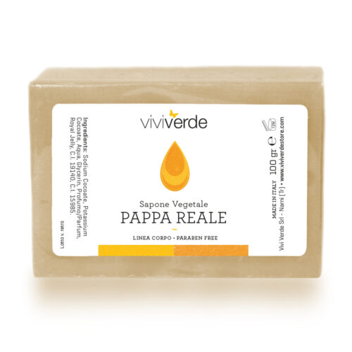 Sapone Vegetale Pappa Reale 100gr