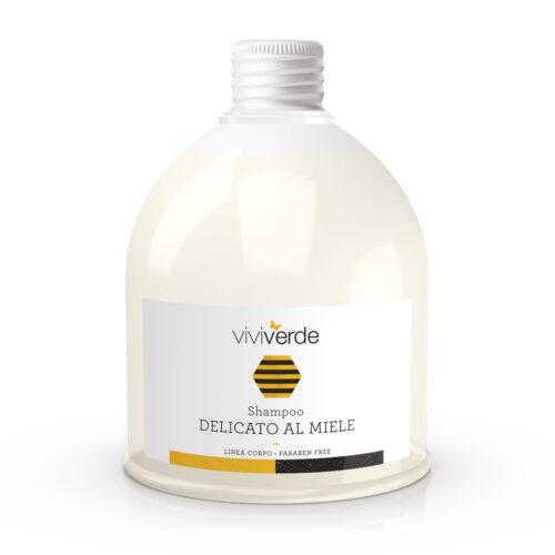 Shampoo Delicato al Miele